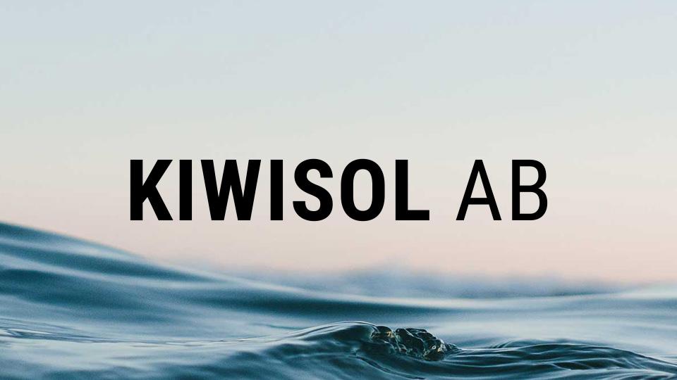 Kiwisol Isolering AB