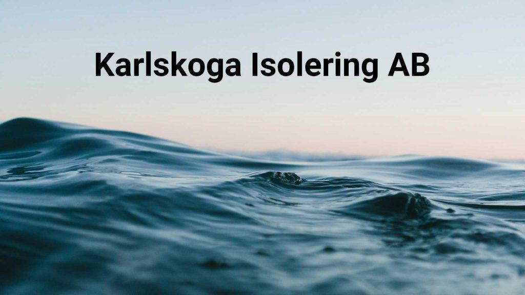 Karlskoga Isolering AB