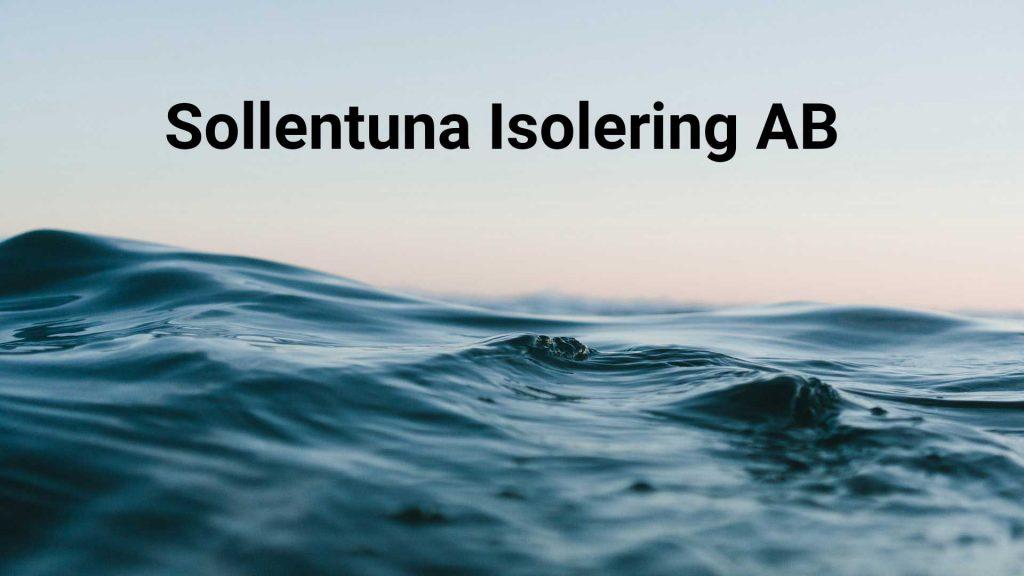 Sollentuna Isolering AB